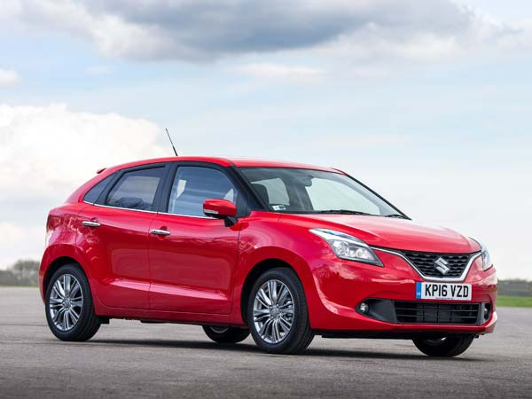 Maruti Suzuki Baleno: Launch On June 1 In The UK