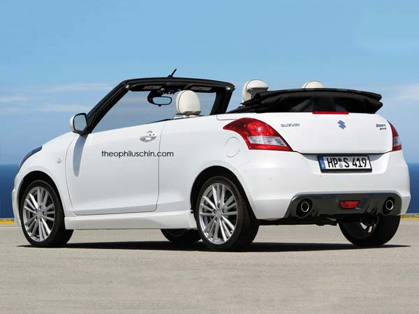 The Suzuki Swift Modification Looks Stunning Drivespark