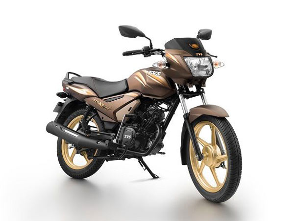 tvs star city+ chocolate gold edition