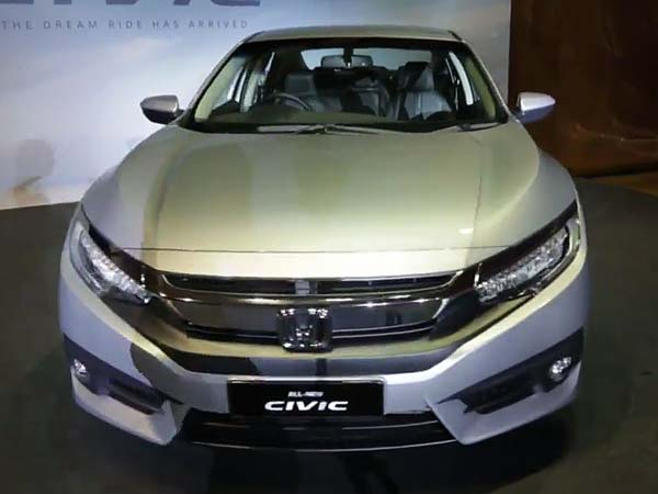 new car launch in malaysia 20162016 Honda Civic IndiaBound Launched In Malaysia  DriveSpark