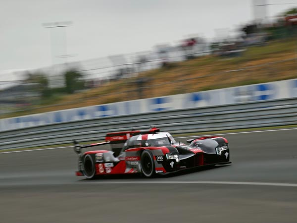 audi prepares for 24 hours of le mans