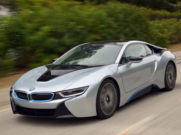 BMW i8 Might Go All Electric