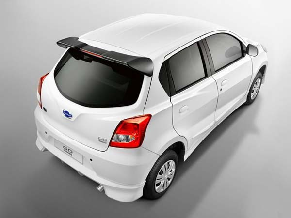 Datsun GO & GO+ Panca Special Versions Launched In ...