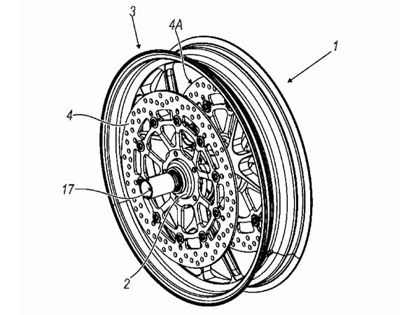 ducati redevelop tyre