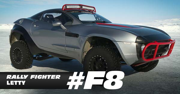 fast and furious 8 vehicles rally fighter letty