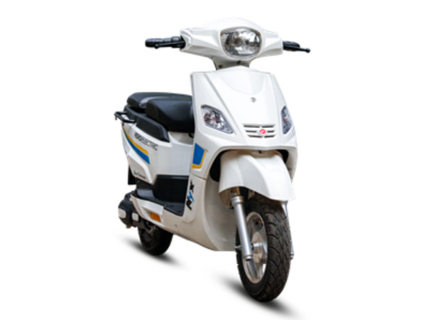 Hero Launches Nyx Electric Scooter On Patym For Rs 29 990