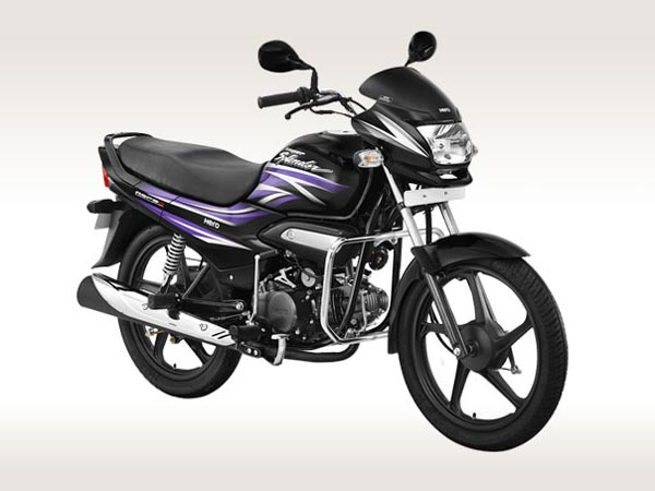Top 10 Best Selling Two Wheelers In May 2016