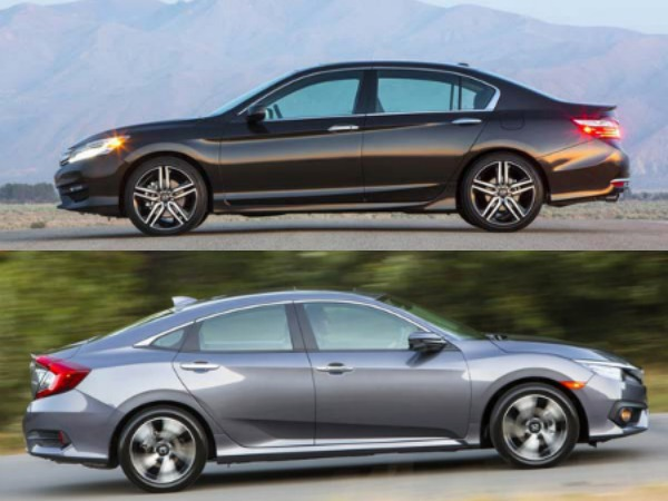 Honda To Bring Accord & Civic Back To India