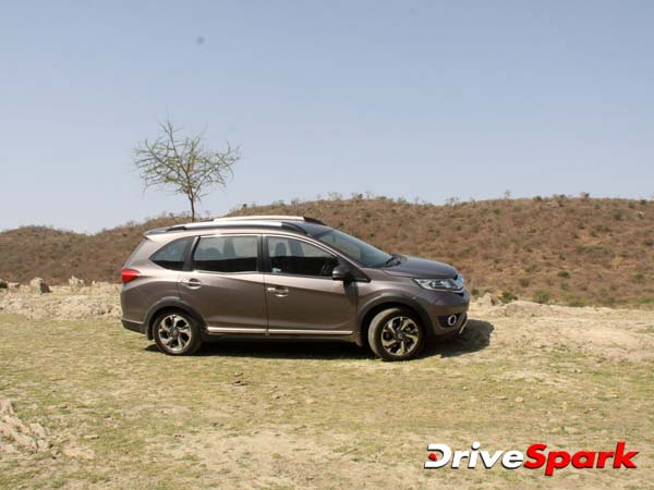 honda br-v automatic review and impression