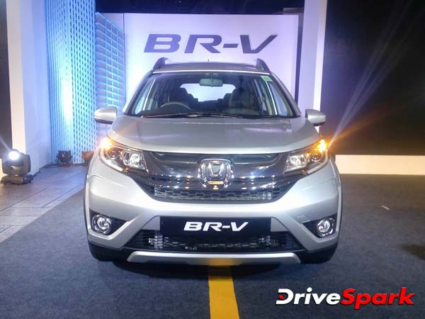Honda BR-V Receives 10,000 Bookings Since Launch