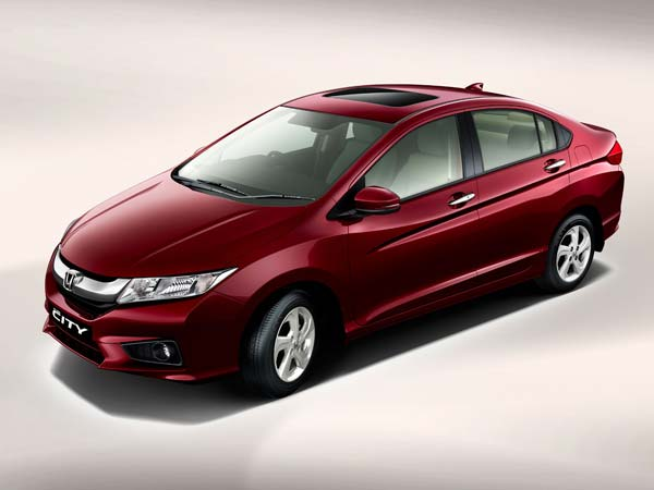 honda city dual airbags