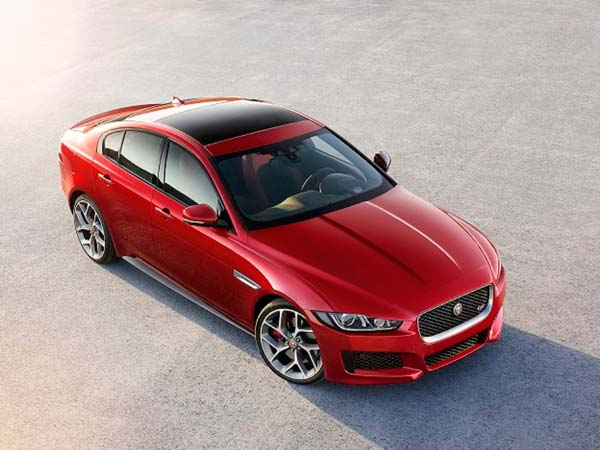 Jaguar Announces The 'Ready To Rule' Series Inspired By The All-New Jaguar XE