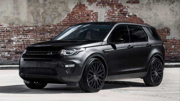 discovery sport black label edition