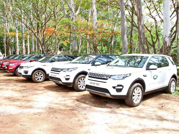 land rover experience bangalore