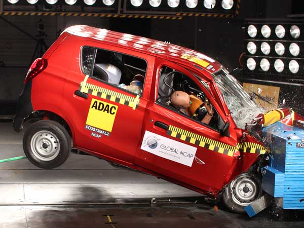 NCAP Crash Test Ratings: List Of Top Selling Cars In India