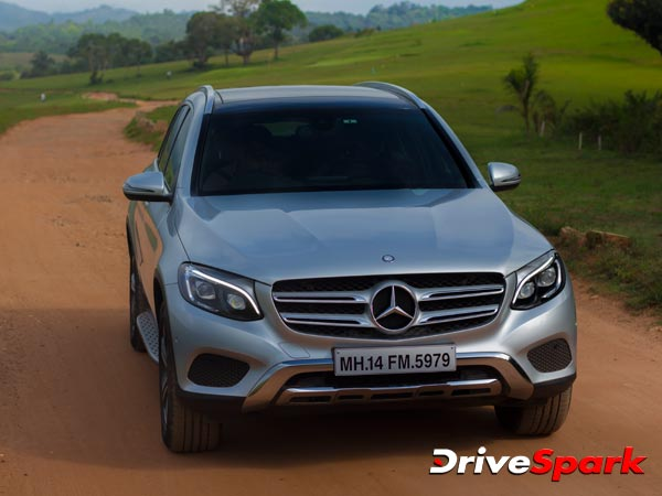 Mercedes benz glc launched in india prices start at rs for Mercedes benz prices in india
