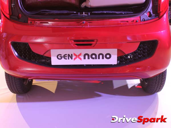 Specification Comparison: Datsun redi-GO vs Tata Nano GenX