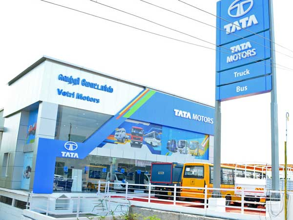 Tata Vetri Motors Inaugurate 3s Cv Facility In Madurai