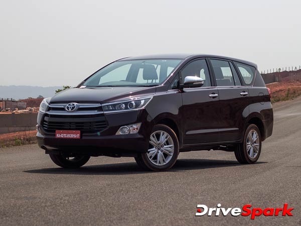 toyota innova crysta may sales