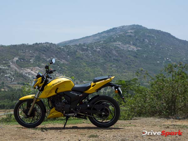 Enjoyable Tvs Apache Rtr 200 4V Review And Test Ride Report Gmtry Best Dining Table And Chair Ideas Images Gmtryco