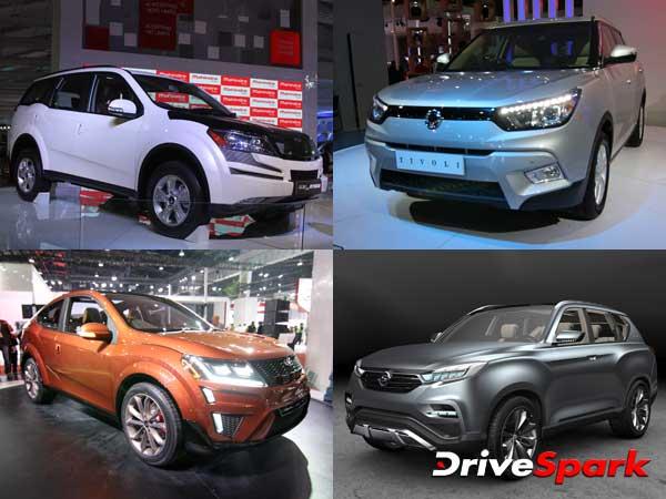 Upcoming Mahindra Cars In India 2016 17 Drivespark News
