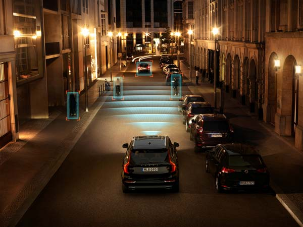 Volvo To Enable Radar Based Safety Features On S90 And ...