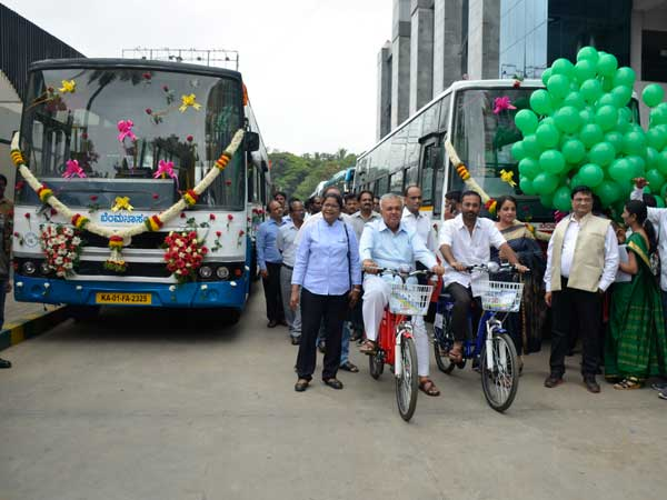 celebrate world environment day in bangalore