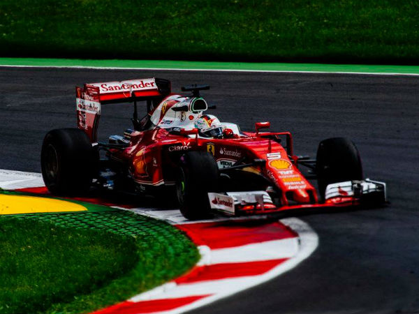 Rosberg & Hamilton Top Both Practice Sessions At Austrian GP