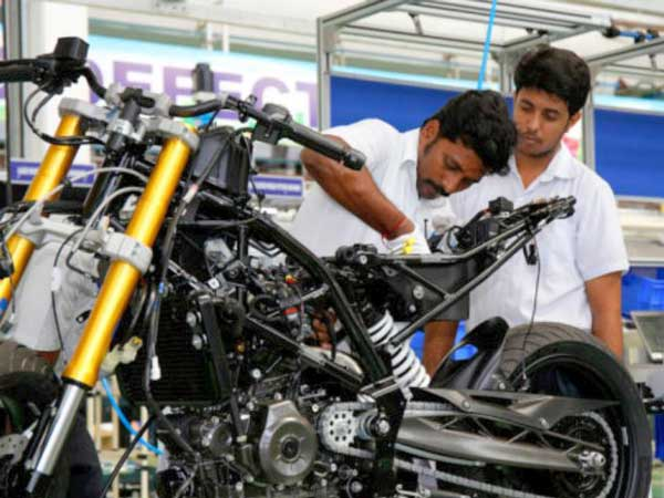 BMW G310R Begins Production At TVS Plant In India