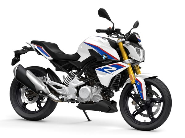 bmw g310r tyres