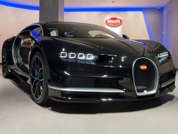 Bugatti's London Dealership Reopens For The New Chiron - DriveSpark News