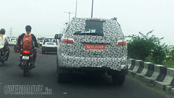 chevrolet trailblazer spied testing