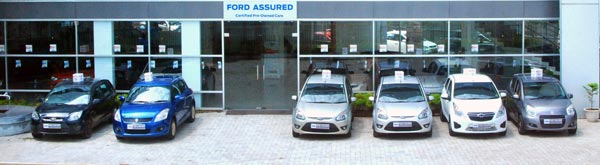 ford assured completes five years in india