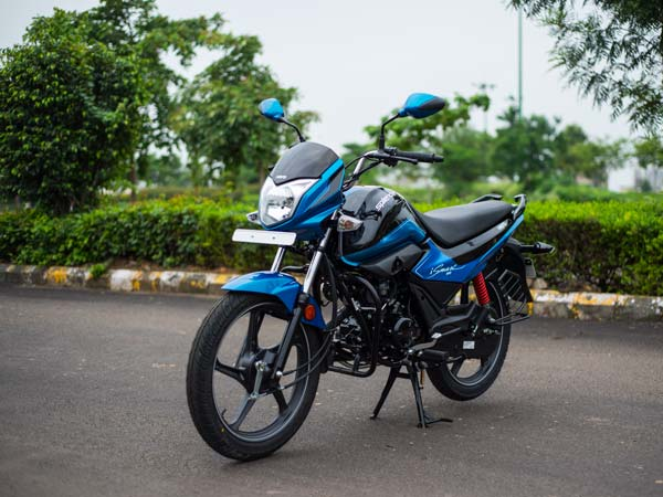 hero splendor ismart 110 design