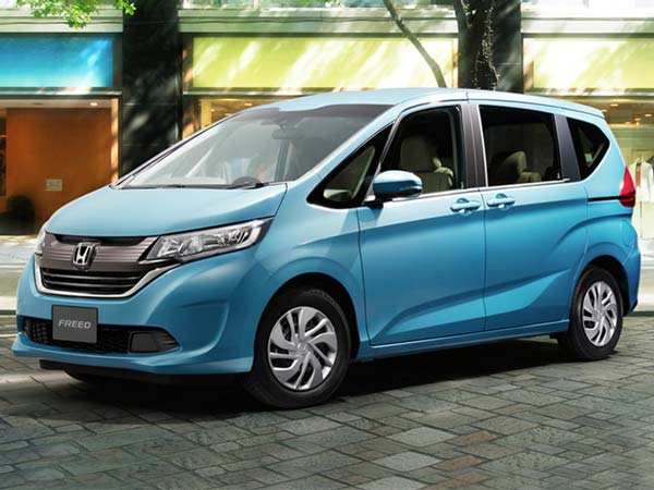 Honda's Freed Minivan With Hybrid Motor To Cut Use Of Rare Earth Metals