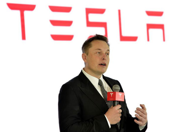 tesla to raise money