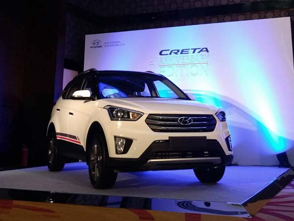 Hyundai Creta S+ Diesel Automatic Variant Launched At Rs. 13.56 Lakh