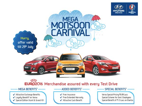 hyundai india discount