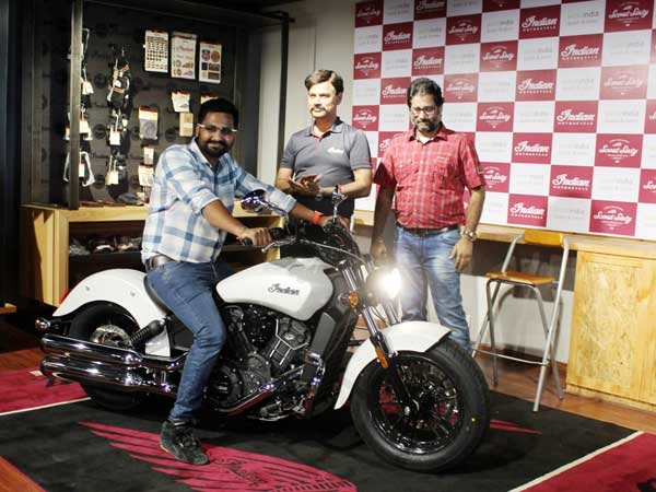 indian scout sixty ahmedabad