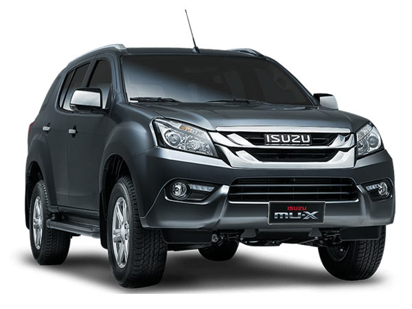 isuzu mu x India launch