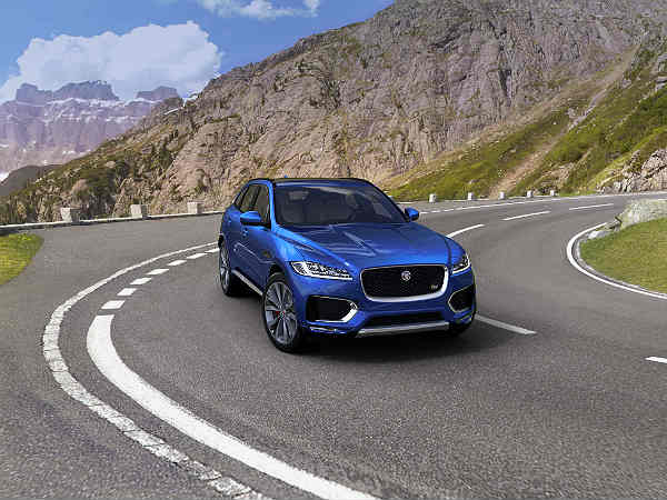 jaguar f pace listed on the official indian website with details drivespark news. Black Bedroom Furniture Sets. Home Design Ideas