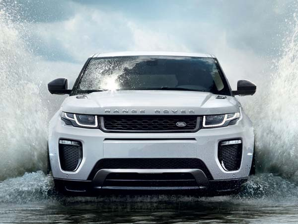 jaguar land rover pricing