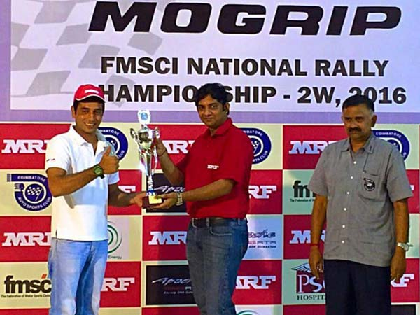 mrf mogrip fmsci rally championship results