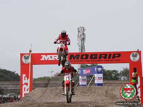 Stage Set For 2016 Leg Of MRF Rally Of Coimbatore For Two-Wheelers