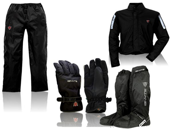 steelbird ignyte riding gear
