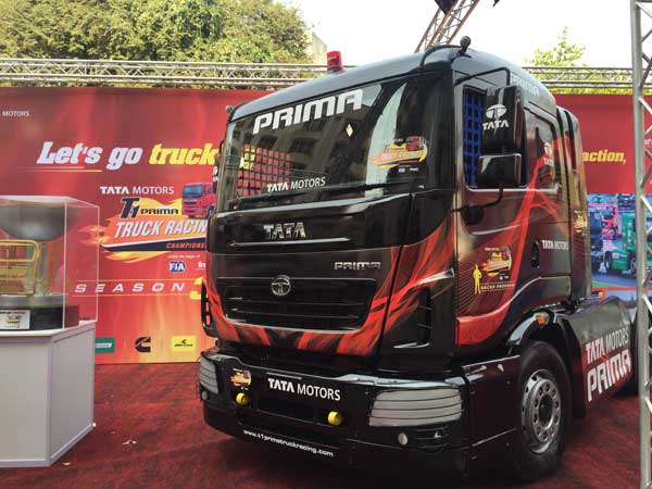 tata motors organises special program for truck drivers