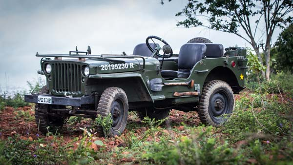 Jeep History And Information Offroaders Com >> The Evolution Of Off Roaders Mahindra Thar Vs Willys Jeep