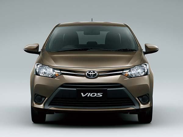 Toyota Vios Sedan Imported To India for R&D Purpose