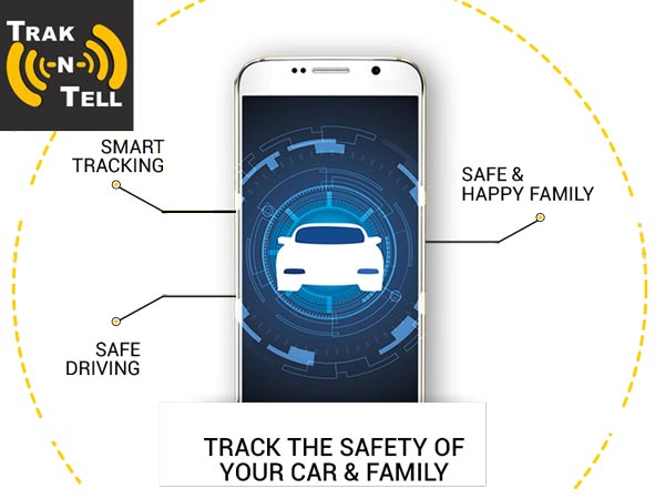 trak n tell car tracking device