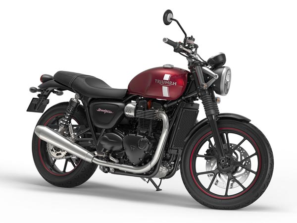Triumph Motorcycle Sd Twin